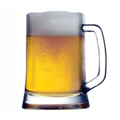 Krigle in kozarci za pivo