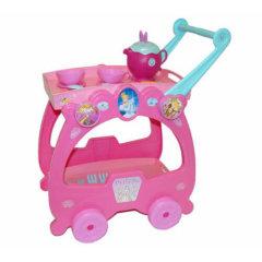 Princess in samorog igrače