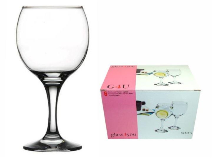 Čaše za crno vino akcija