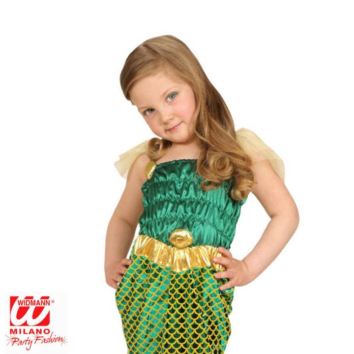 Otroški kostum za sireno