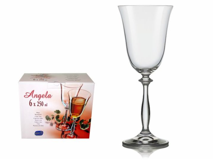 ANGELA KOZARCI ZA VINO 6/1 250ml