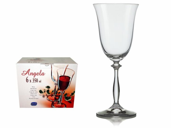 ANGELA KOZARCI ZA VINO 6/1 350ml