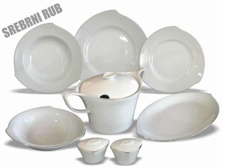moderni porcelan