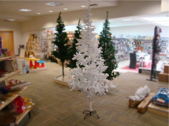 drvca božićna bijela