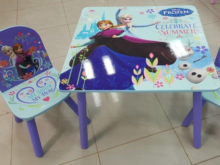 Stolići za dječju sobu
