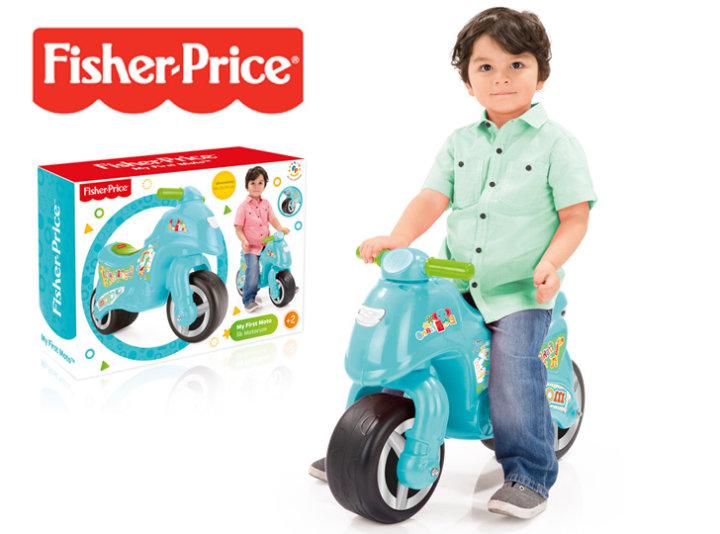 otroški poganjalec fisher price