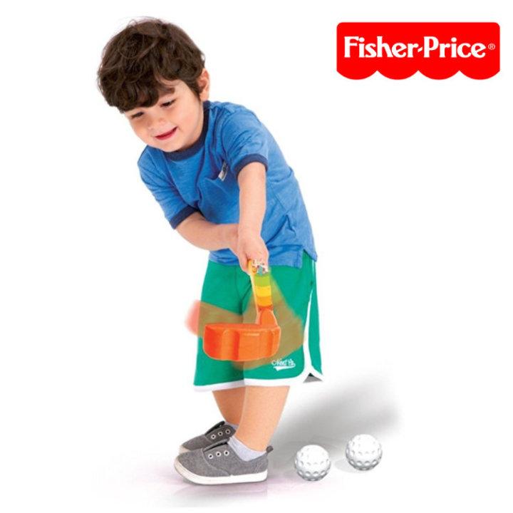 GOLF SET FISHER PRICE