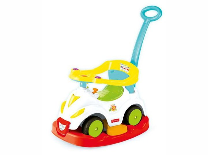 Poganjalec gugalnica 4v1 Fisher Price