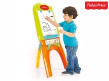 DIDAKTIČNA TABLA FISHER PRICE Z OPREMO 107x47x56 CM