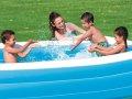 Otroški bazen štirikotni Deluxe