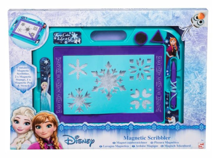 frozen magnetna tabla