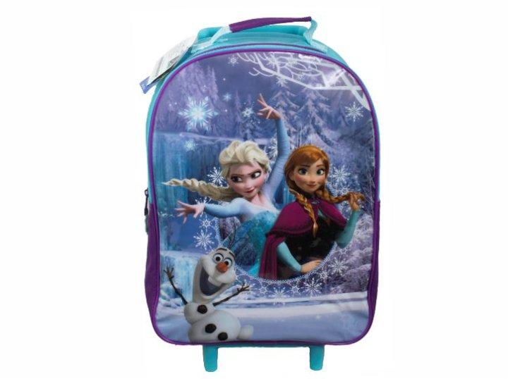 Frozen torba na kolesih 36x28x12 CM