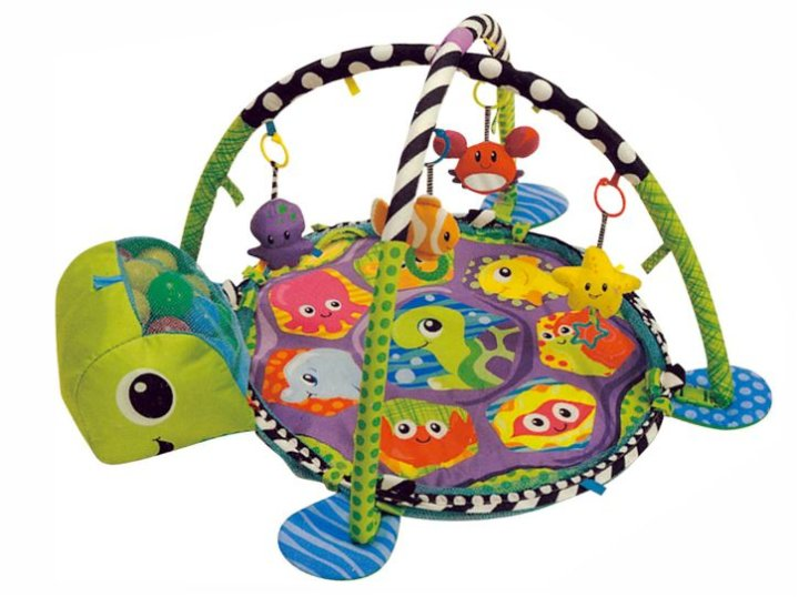 Igračke za bebe do godine dana