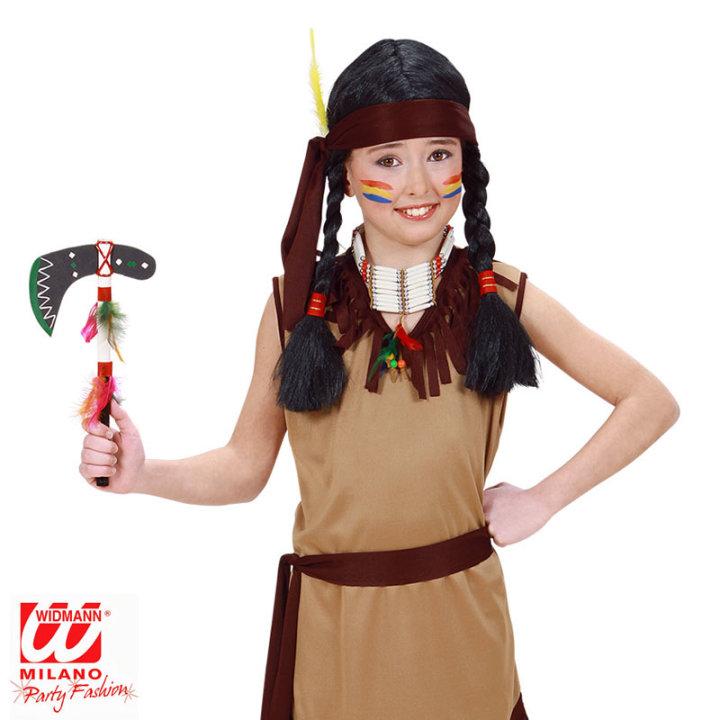 Otroški pustni kostum indijanka