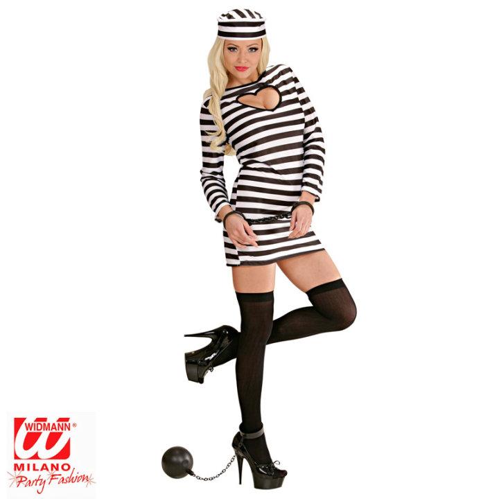 kostimi za odrasle zavorenica