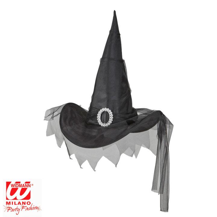 Pustni čarovniški klobuk