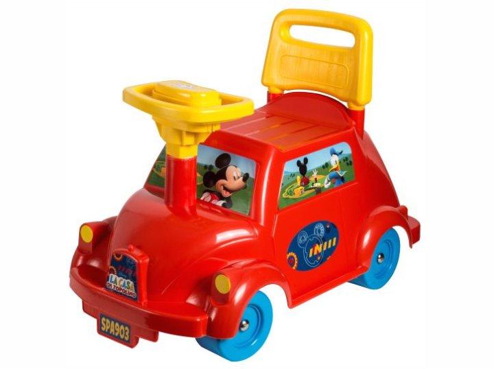 Disney auto guralica Buggy