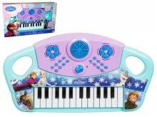 OTROŠKI PIANO FROZEN NA BATERIJE V ŠKATLI 40,5x24,5 CM