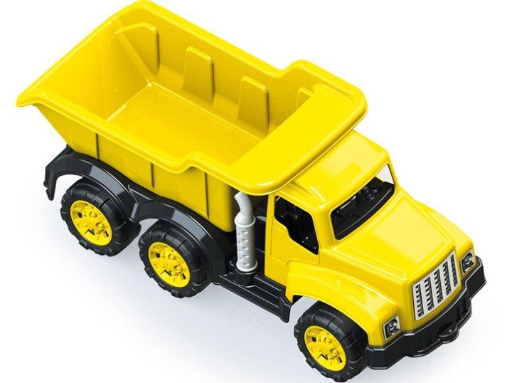 Otroški tovornjak Max Power