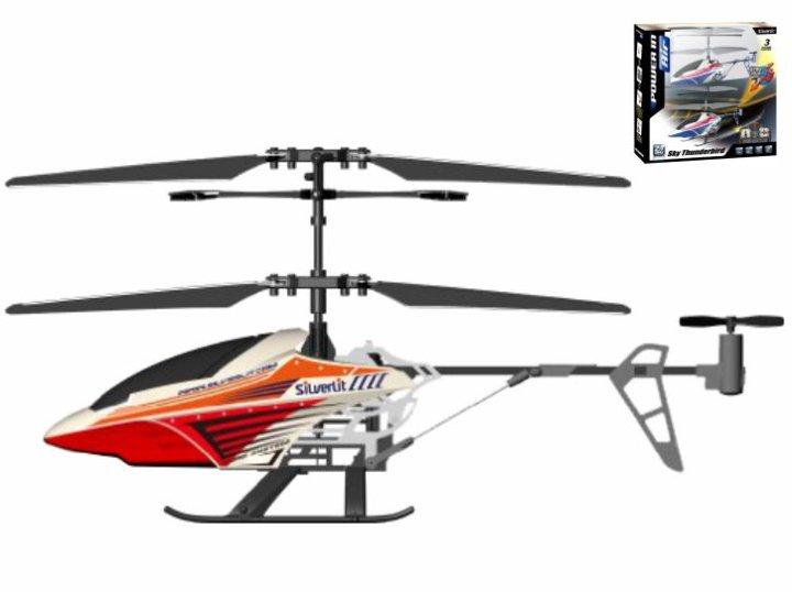 Helikopter na daljinsko vodenje Silverlight- Thunderbird