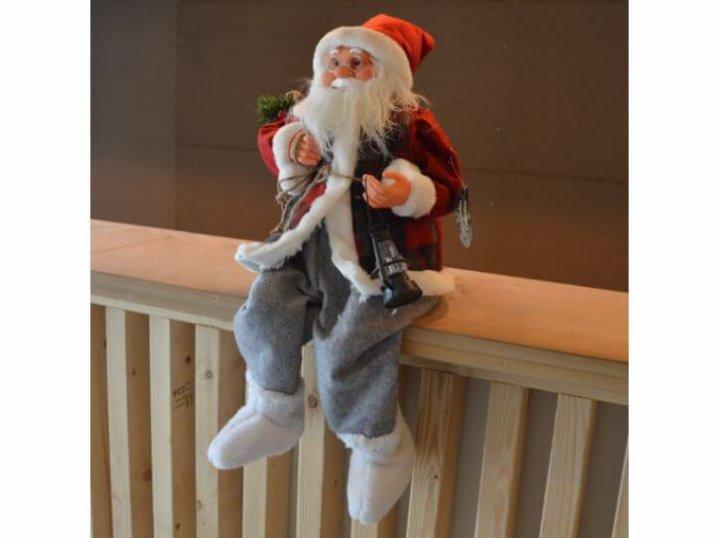 Božićni ukrasi Djed Božićnjak