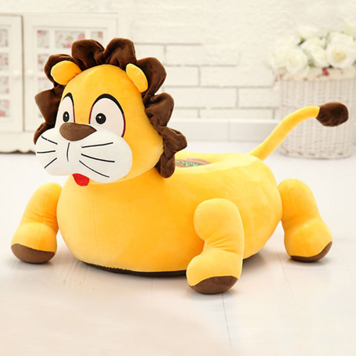 Otroški fotelj lev