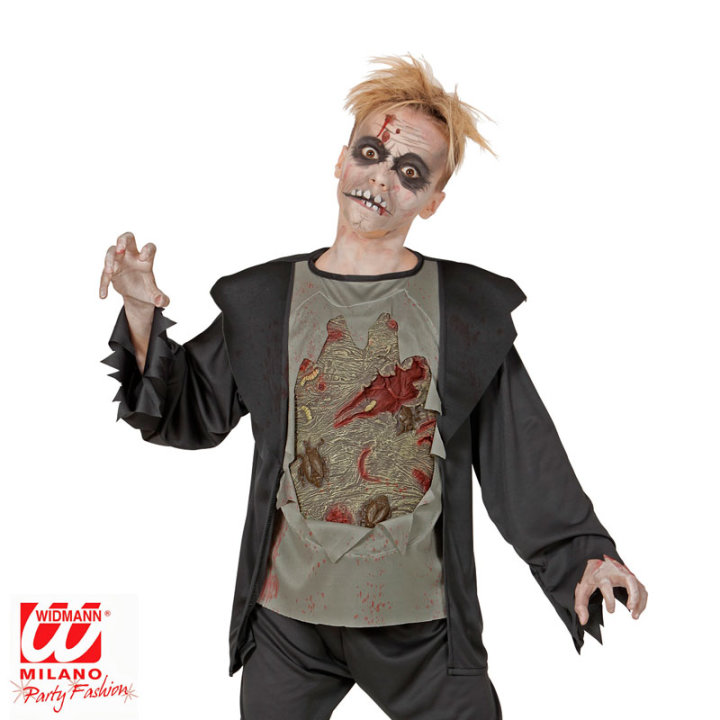 Otroški kostum za pust Zombie