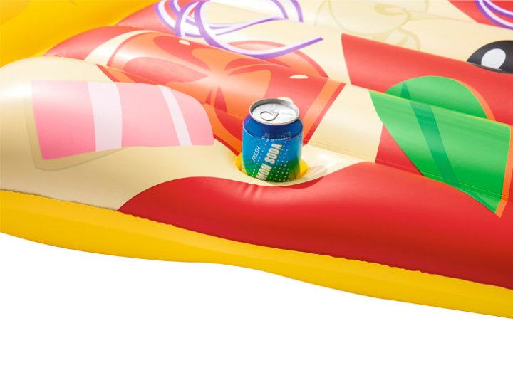 NAPIHLJIVA BLAZINA PIZZA PARTY LOUNGE 188x130 cm