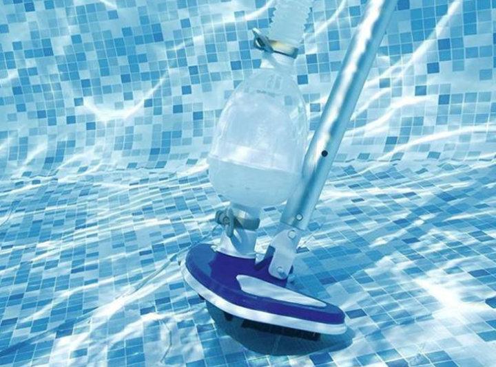 kako čistiti bazen?
