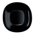18 delni set krožnikov črno-beli Carine