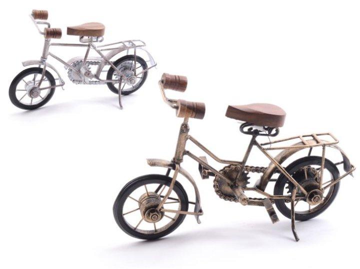 Dekoracija kolo, leseno-kovinsko