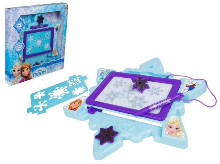 Frozen magnetna tabla piši - briši