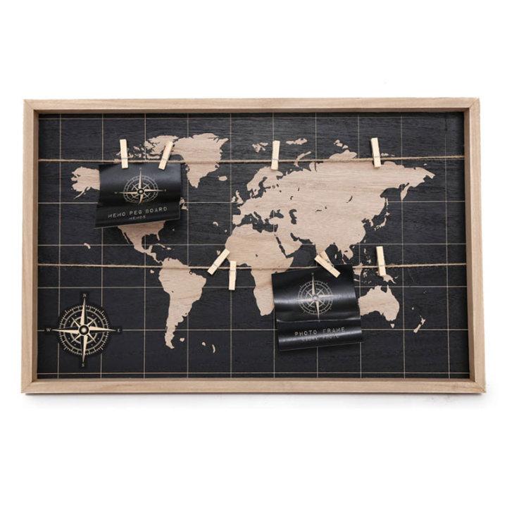 leseni okvir za sliko