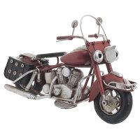 DEKORACIJSKI MOTOR, 19x7x12 CM - POLYRESIN IN KOVINA