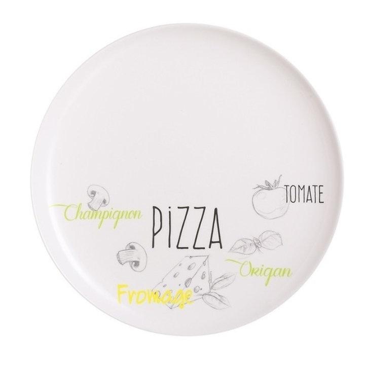 Krožnik za pizzo - Friend's Time Bistrot 32 cm
