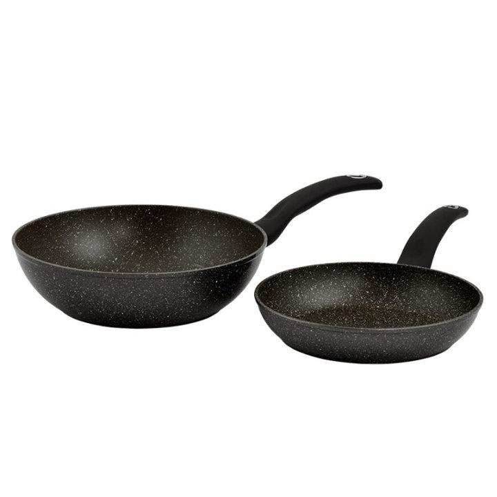 Bergner set posode, 6 delni, posoda in ponve - Orion
