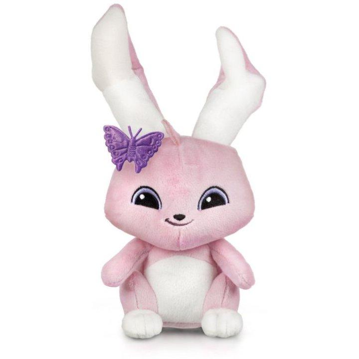 Animal jam plišasti zajec, 17 cm