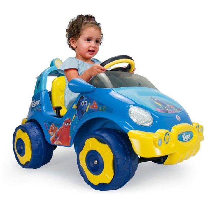 Avto na akumulator - Iskanje pozabljive Dory