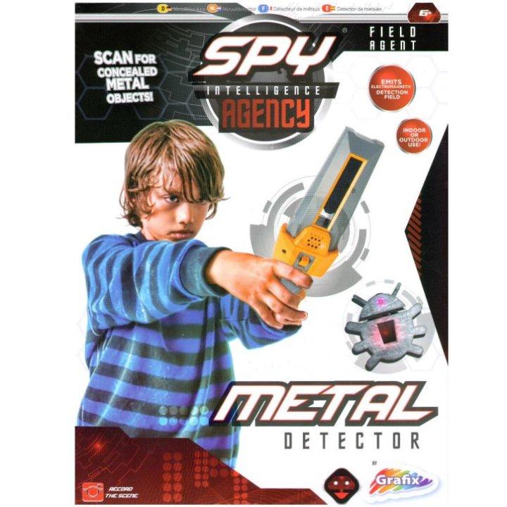 Detektor kovin Spy Agency