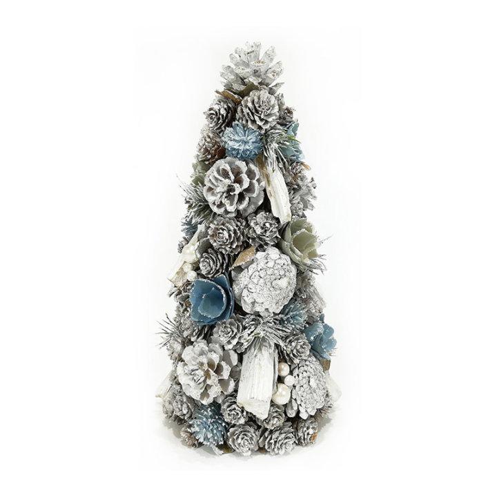 Ukrasno stolno božićno drvce