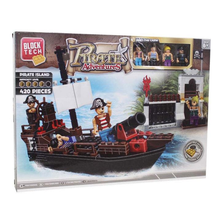 Kocke pirati, 420 kosov