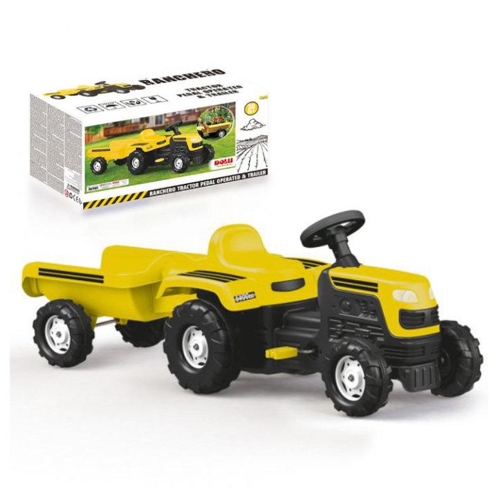 Žuti trakor igračka