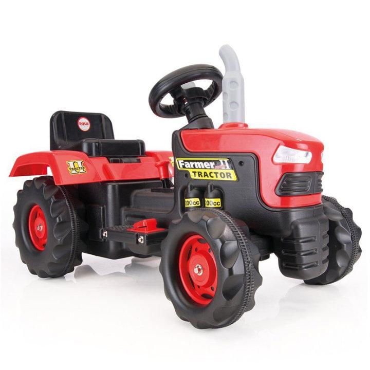 Traktor na pedale na akumulator