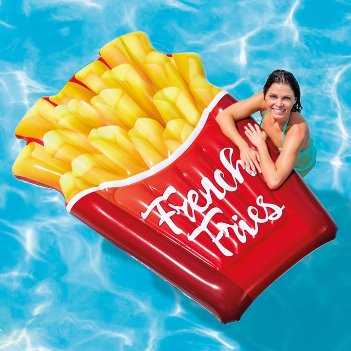 french fries madrac