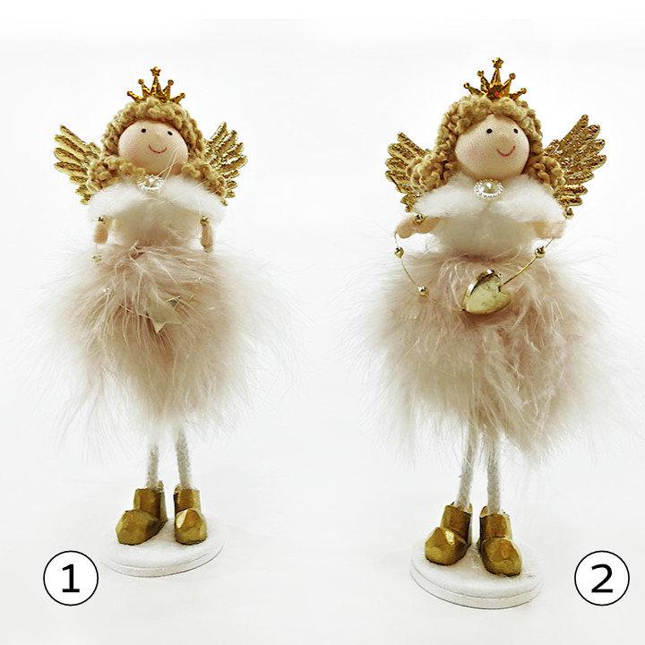 ANGEL FIGURA 16 CM ROZO - BELI