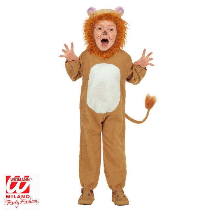 otroški kostum lev
