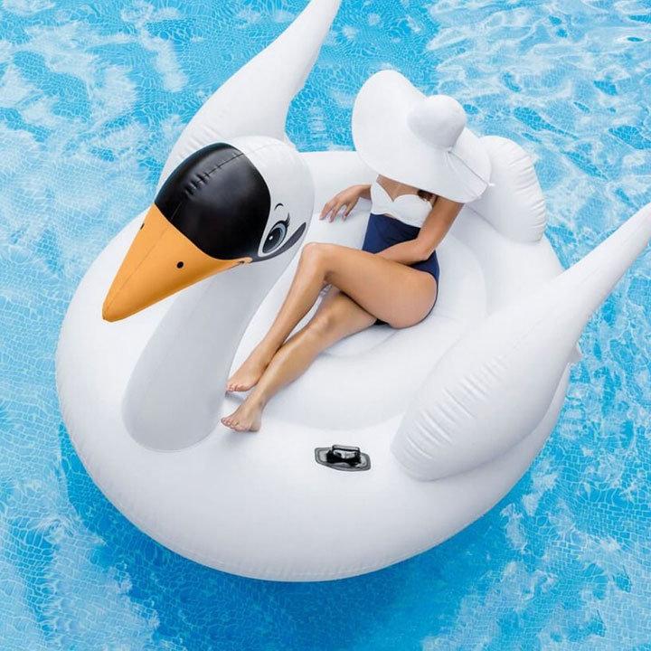 Madrac labud na napuhavanje