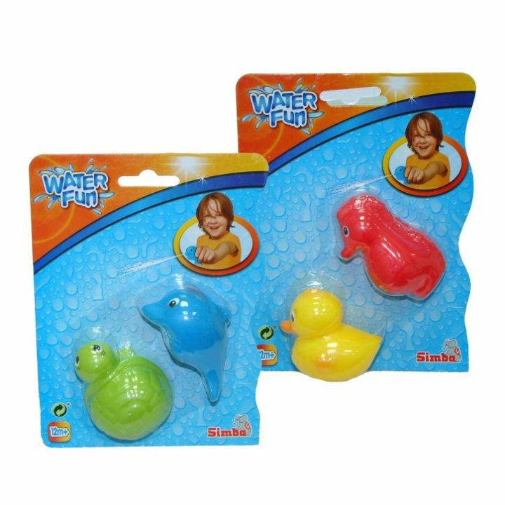 gumene životinje za kupanje
