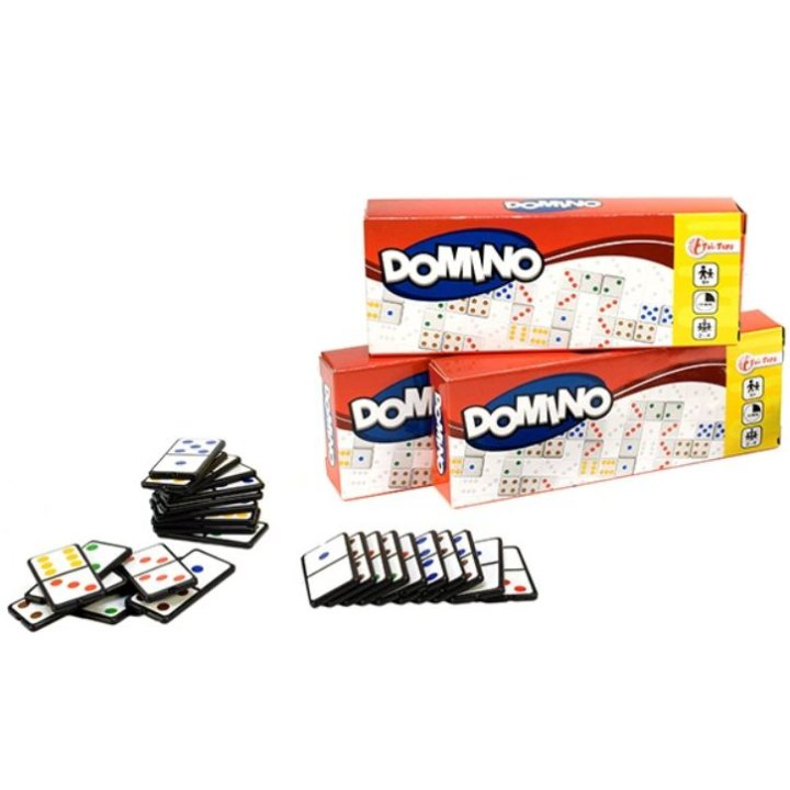 DOMINO MINI SET ZA IGRO 13x5 CM
