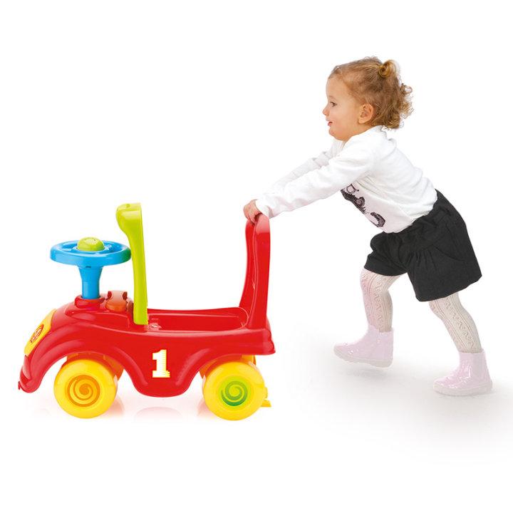 Poganjalec za enoletnika